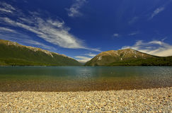 Lake Rotoiti New Zealand Stock Photo