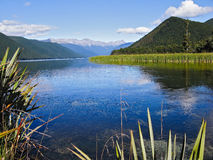 Lake Rotoroa, South Island, New Zealand Stock Photography