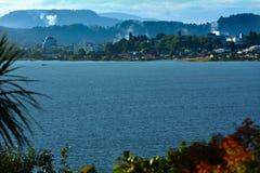 Lake Rotorua  - New Zealand Royalty Free Stock Photography