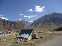 Lake saif ul malook pakistan Royalty Free Stock Photos
