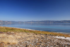 Lake Salda in Turkey Royalty Free Stock Image