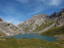 Lake Sanetsch Stock Image