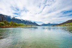 Lake Sarner Stock Photo
