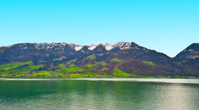 Lake Sarner Stock Photography