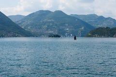 Lake scape Royalty Free Stock Photo