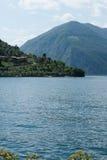 Lake scape Stock Image