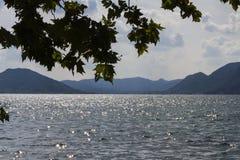 Lake scape Stock Photo