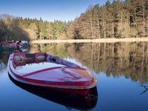 Lake scene in Ireland Stock Images