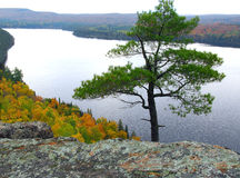 Lake scenery Stock Photos