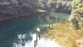 Lake scenery China royalty free stock photos