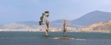 Lake scenery, Dali ,Yunnan,China Stock Photography