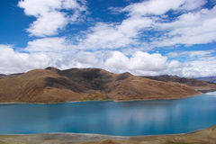 Lake scenery Stock Photography