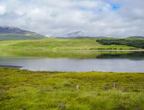 Lake in Scotland nature higlands Stock Photography