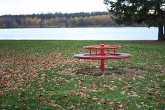 Lake after season 2 Royalty Free Stock Images