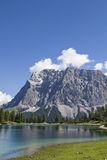 Lake Seebensee Stock Image