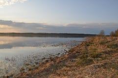 Lake Seliger Royaltyfri Bild