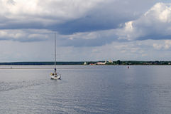 Lake Seliger Stock Photography