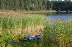 Lake Seliger, Russia Stock Photography