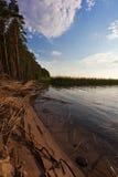 Lake Seliger Stock Image