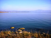 Lake Sevan, Armenia Royalty Free Stock Photography