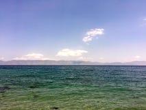 Lake Sevan, Armenia Royalty Free Stock Images