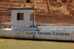 Lake Shasta Caverns, California, USA Stock Photography