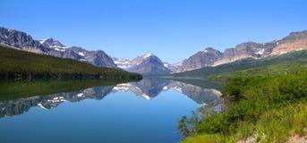Lake Sherburne Royalty Free Stock Images