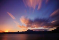 Lake Shikotsu Stock Photo