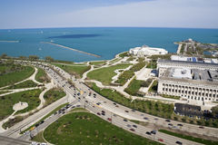 Lake Shore Drive Stock Image