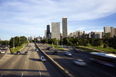 Lake Shore Drive Stock Photos