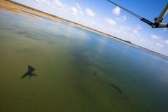 Lake Sibaya South Africa Stock Photo