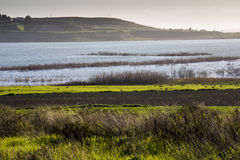 The Lake of Simbiritzi Royalty Free Stock Images