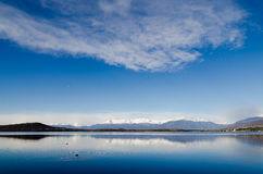 Lake Sirio - Ivrea - Piedmont Royalty Free Stock Images