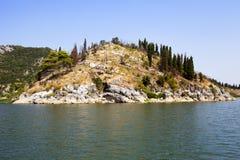 Lake Skadar Royalty Free Stock Image