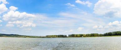 lake and sky Stock Photography