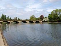 lake slingra london arkivfoton