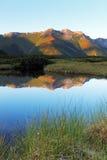 Lake in Slovakia Tatras moutnain.  Stock Photography