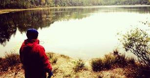 The lake. Stock Image