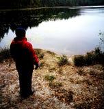 The lake. Royalty Free Stock Photos