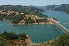 Lake Sonoma Stock Images