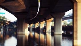 Lake South Expressway. South Expressway. royalty free stock image