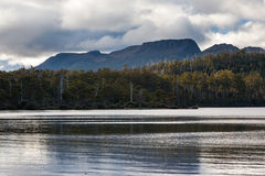 Lake St Clair Tasmania Stock Photo