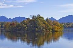 Lake Staffel Royalty Free Stock Photo
