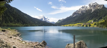 Lake of Sufers. Stock Images