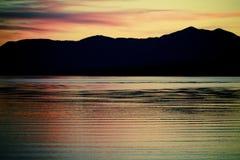 Free Lake Sunset Stock Image - 24080271