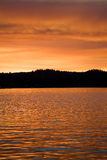 Lake Sunset 8 Royalty Free Stock Photography