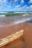 Lake Superior Beach Stock Photos