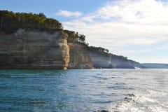 Lake Superior Geology Royalty Free Stock Photos