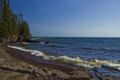 Lake Superior Grand Marais Stock Photos