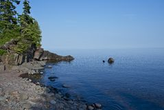 Lake Superior Minnesota Stock Photography